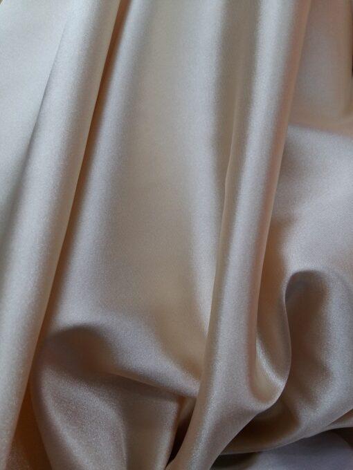 material saten elastic ieftin