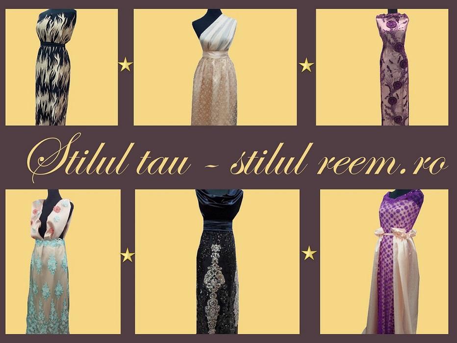 textile rochii dama