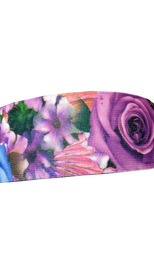 Banda elastic colorata metru