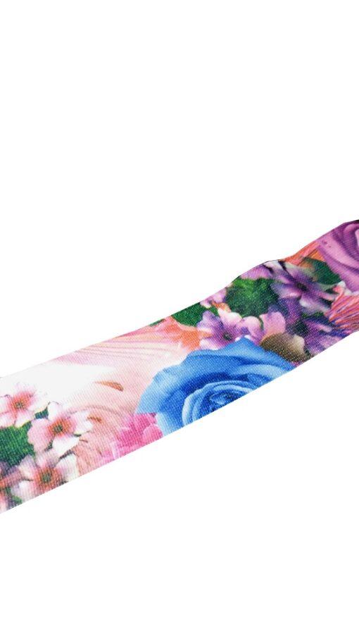 Banda elastic cu flori online