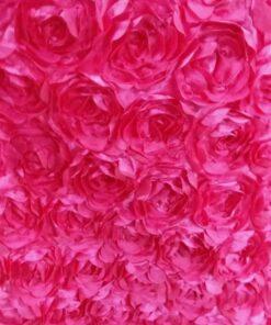 Satin trandafiri 3D pret