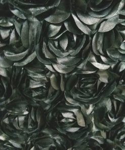 Satin trandafiri la metru