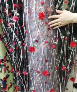 Tiul pentru rochii