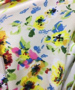 Jersey imprimat rochii