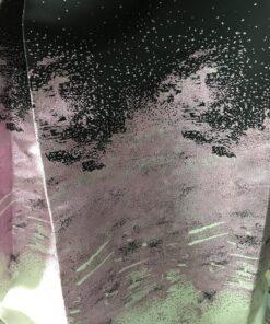 Brocard negru rochii