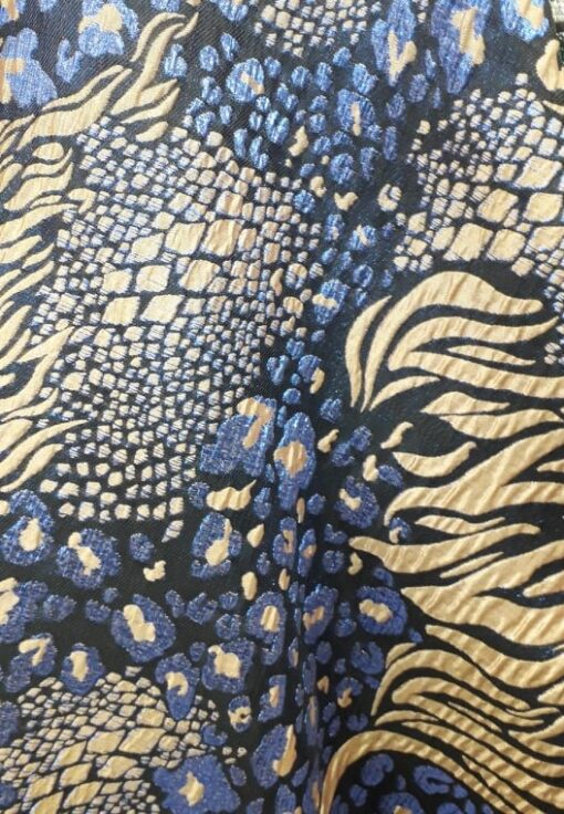 Material textil brocart