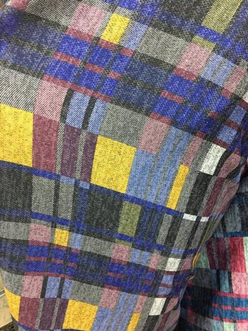 Jersey imprimat material textil