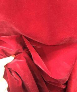 Catifea groasa rochii