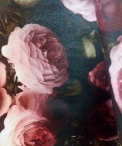 Imitatie piele metraj cu flori 300x534 247x296 - Imitatie piele cu imprimeu Q2