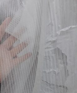 Tiul cristal plisat pret
