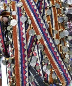 Banda textila la metru 27319 4 247x296 - Banda textila cu banuti
