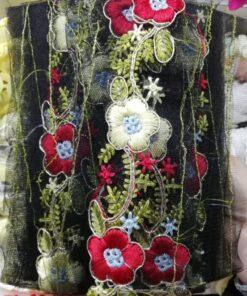 Banda brodata pentru haine 16419 13 247x296 - Banda tiul cu broderie