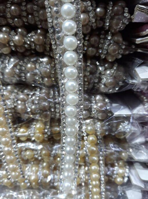 Banda cu perle 23419 8 510x685 - Aplicatie banda cu pietre si perle