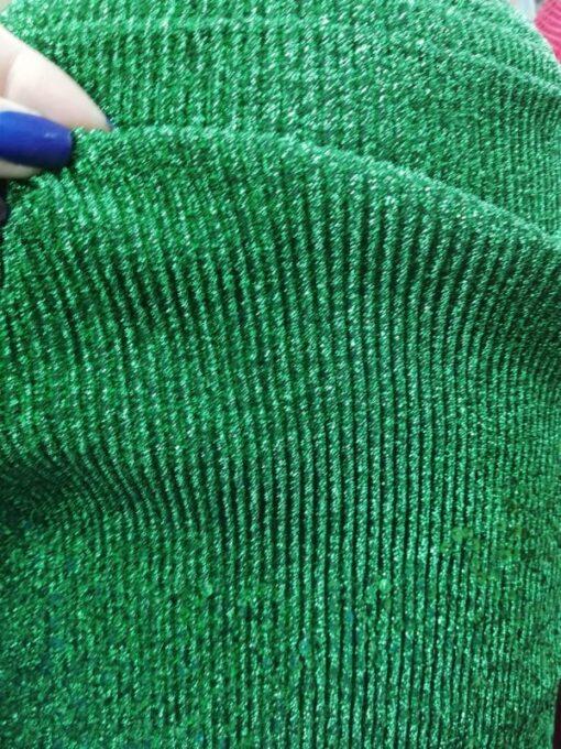 Jersey material elastic