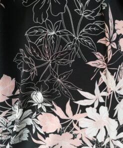 Material voal flori negre albe 7519 8 247x296 - Voal plin cu imprimeu floral (Video)
