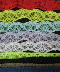 Banda dantela pentru rochii