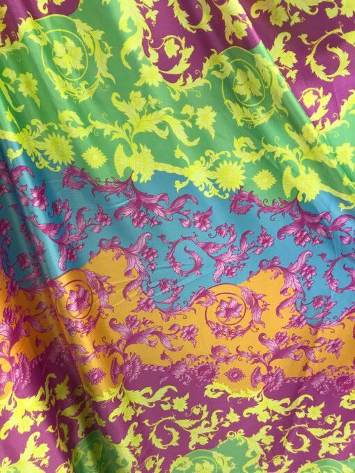 Material textil matase sintetica