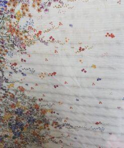 Vascoza cu flori colorate