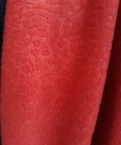 Stofa groasa rosie 221119 2 247x296 - Stofa pentru palton cu model (Video)