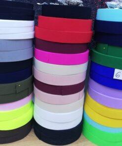 Elastic colorat 6 cm