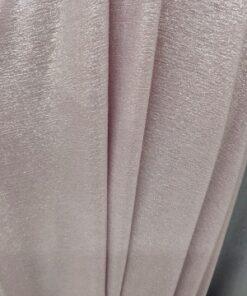 Lurex elastic roz