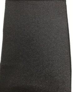 Lurex negru elastic