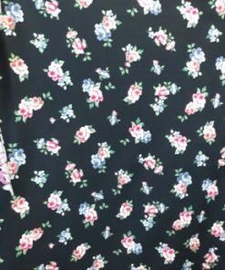Jersey cu flori pret