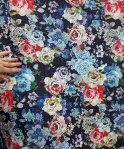 Jersey cu flori