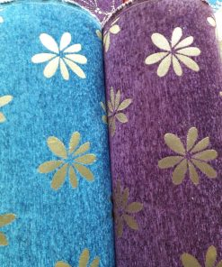 Stofa tapiterie cu flori